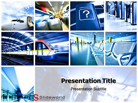 powerpoint templates transportation 9 best images about transport powerpoint presentation on