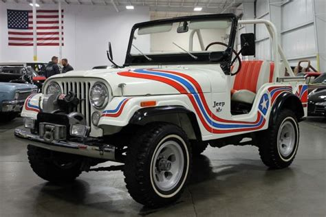 Jeep Cj For Sale By Owner 1973 Jeep Cj 5 Ultra 1 Owner All Original