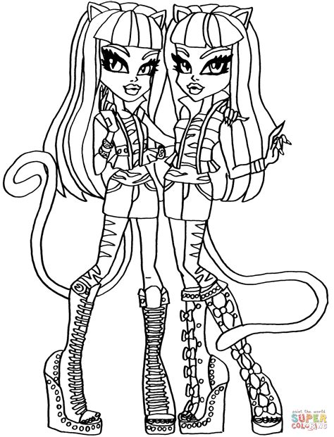 monster high coloring pages to play monster high coloring pages monster high coloring pages