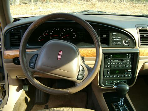 best auto repair manual 1997 lincoln continental instrument cluster 1998 lincoln continental image 15