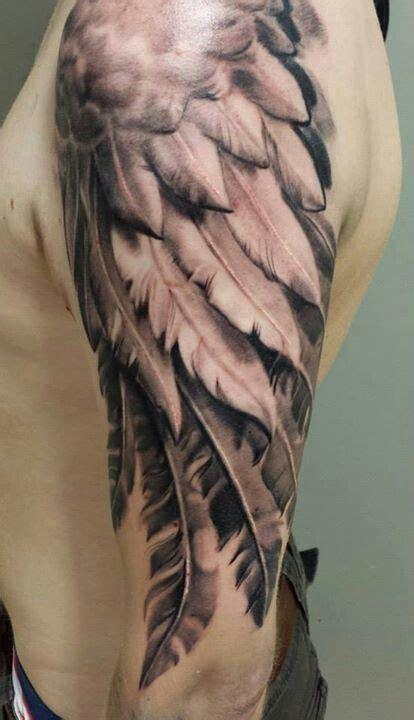 angel tattoo placement realistic wing tattoo http www tattooideas1 org