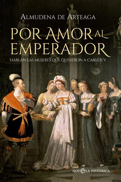 comprar libro por amor al emperador