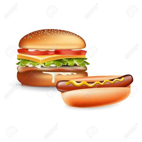 dogs and hamburgers clipart hamburger hotdog pencil and in color clipart hamburger hotdog