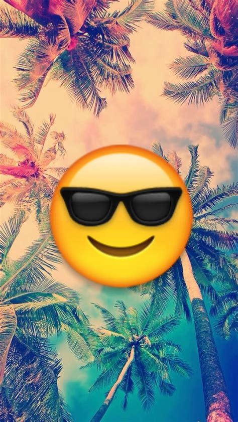 emoji sunglasses wallpaper sunglasses emoji wallpaper wallpapers pinterest