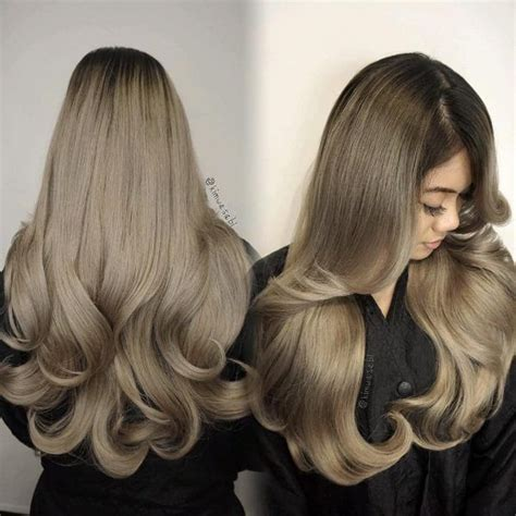 black and white hair color best 25 white ombre hair ideas on white ombre