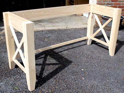 diy wood desk diy writing desk