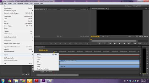adobe premiere cs6 render settings how to render a video in adobe premiere pro cs6 for