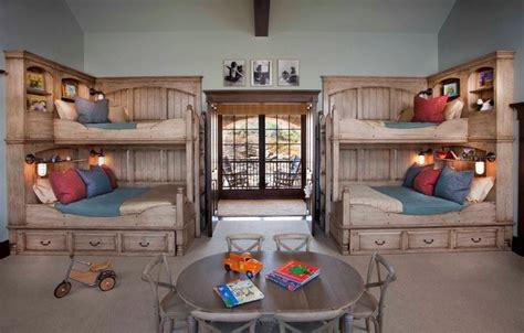 Room Store Bunk Beds Play Time Kid Friendly Bedrooms Paula Berg Design
