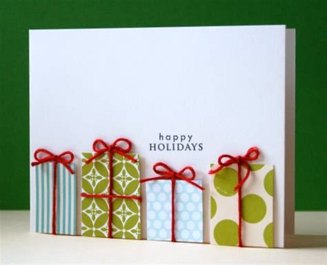 homemade diy christmas cards  impress snappy pixels