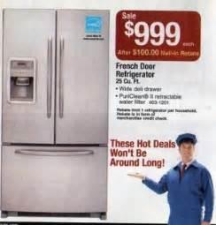 target ninja blender black friday french door 25 cu ft refrigerator menards