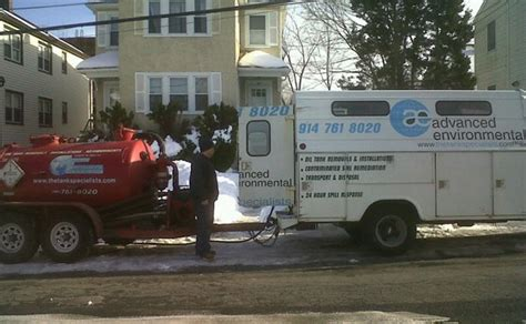westchester 1 tank removal specialists
