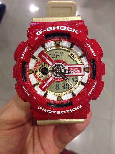 G Shock Ori Ga 110cs 4a g shock ไอรอนแมน ga 110cs 4a พร อมกล อง ส งฟร เว บทำไว