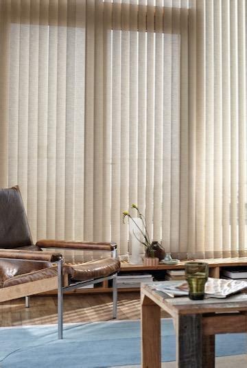verticale lamellen van stof luxaflex verticale jaloezie stof