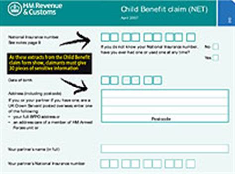 Child Tax Credit Application Form Uk 163 10bn Lost In Tax Credit Mistakes This Is Money