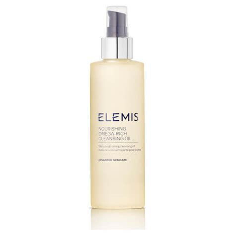 Does The Elemis Detox Products Work by Elemis Nourishing Omega Rich Cleansing 195ml Env 237 O
