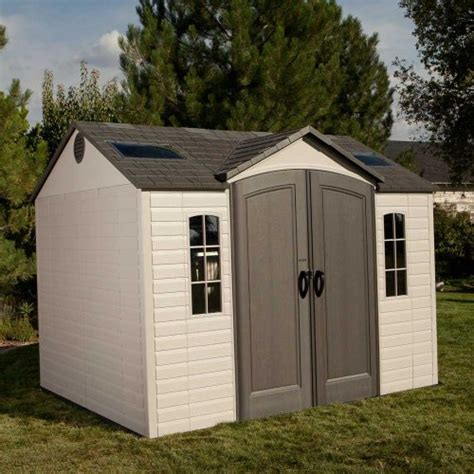 Lifetime Shed 60005 by Lifetime 60005 8 By 10 Foot Outdoor Storage Shed With