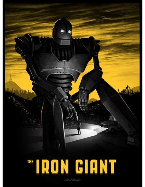 the iron alternative poster for the iron by mike mitchell