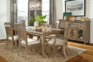 Dining Room Furnitures Gavin Rustic Formal Dining Room Set Dining Furniture