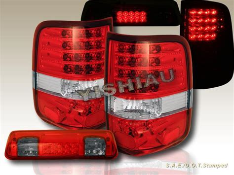 2006 f150 tail lights sell 2004 2005 2006 2007 2008 ford f150 tail lights red
