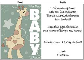 personalize baby shower expecting baby cards