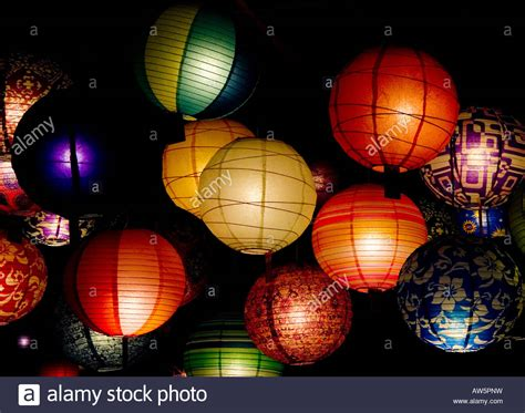lanterns in new year lanterns new year lanterns lights yard