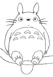 totoro coloring pages totoro coloring pages az coloring pages