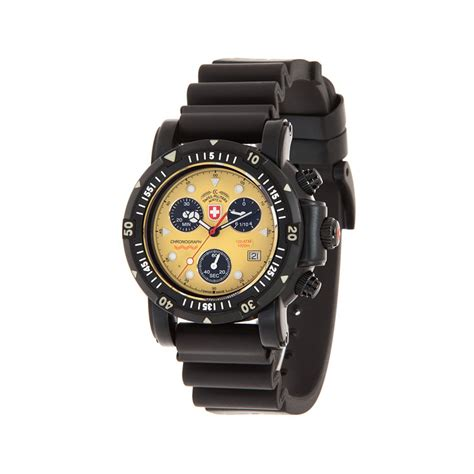 Swiss Navy 1133mb Coklat Yellow In Collection seawolf i scuba nero chronograph quartz 2418 swiss touch of modern