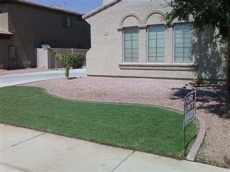 landscaping arizona goodyear peoria az buckeye