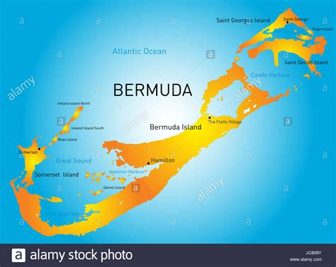 bermuda island map popular 189 list bermuda island map