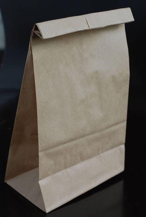 Popcorn In Paper Bag - brown bag 100 days of real food