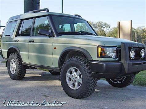 land rover discovery custom land rover discovery custom car gallery orlando fl