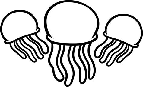 imagenes sud para colorear dibujos de medusas para colorear