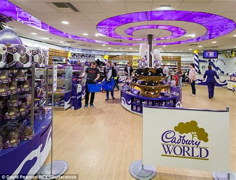 50 Gift The Shop cadbury charges 50 more in factory gift shop than normal