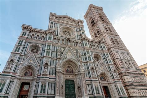 firenze santa fiore florence cathedral of santa fiore exterior