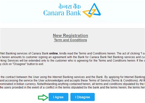 how to register mobile number in canara bank atm how to register for canara bank net banking