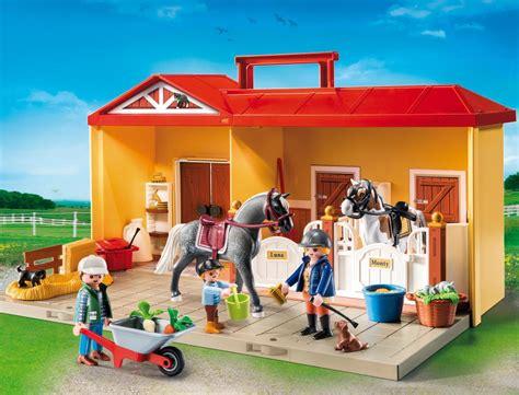 playmobil take along farm playset toys
