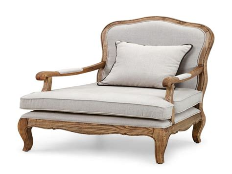 Single Arm Chairs Design Ideas Provential Furniture Provincial Vintage Furniture Single Sofa With Arm In Antique