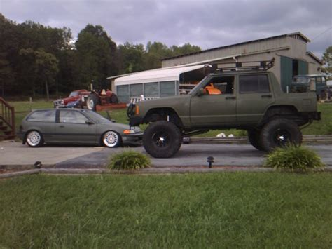 lifted jeep truck 1997 jeep 6 000 possible trade 100332118