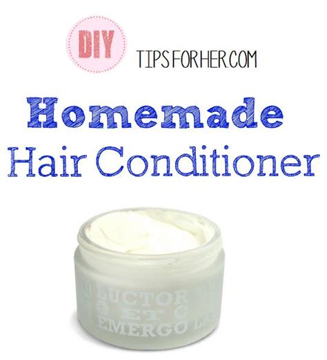 Handmade Conditioner - hair conditioner trusper