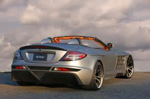 Mclaren Mercedes Mercedes Slr Mclaren Fab Design