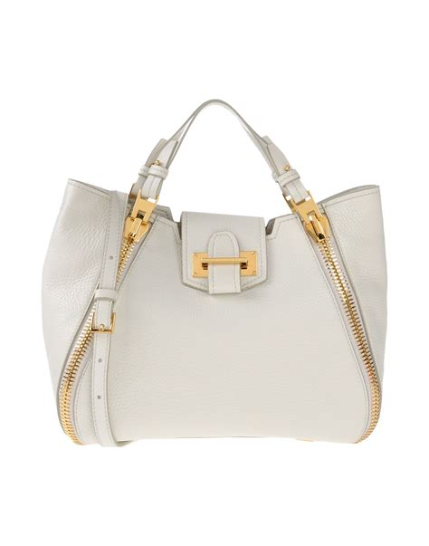 Dutchys Nana Doctor Bag by Tom Ford Handbag In White Lyst