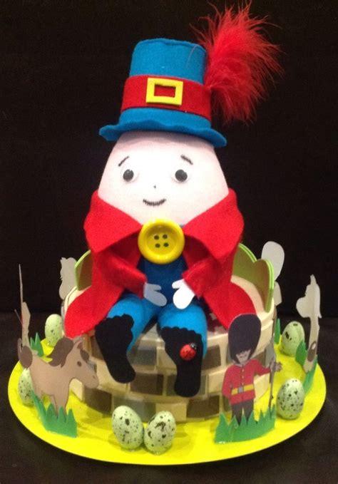 Handmade Easter Hats - 472 best humpty dumpty collector eggtraordinaire images