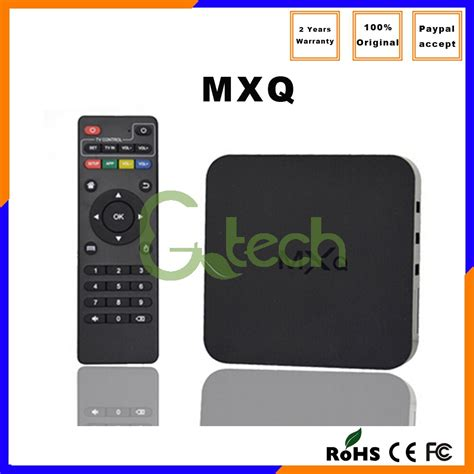 kodi on android phone kodi xbmc android 4 4 2 mxq box amlogic s805 4k 2k wifi ram 1g rom 8g mxq egreat