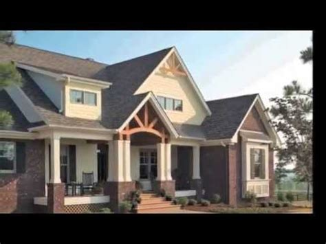 cedar ridge house plan the cedar ridge house plan 1125 craftsman home youtube