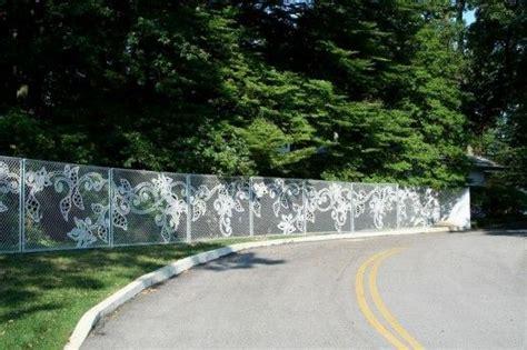 design center philadelphia university 17 best images about chain link fence art on pinterest