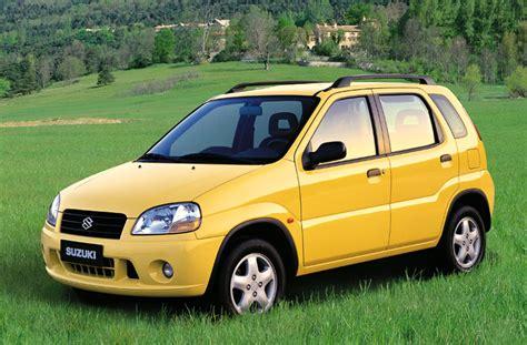 Suzuki Ignis 1 3 Gl Suzuki Ignis 1 3 Gl 2001 Parts Specs
