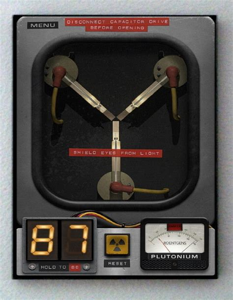 flux capacitor yourself framed back to the future flux capacitor 9x11 hi res photo print ebay