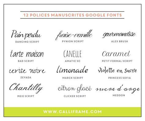 Wedding Font Openoffice by 12 Des Plus Jolies Polices Manuscrites Fonts