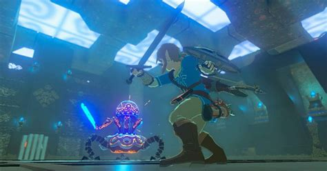 Guardi 225 N Breath Of The The Legend Of Wiki Fandom Powered By Wikia Speedy Freaks The Legend Of Breath Of The New Screenshot Showcases Guardian Melee