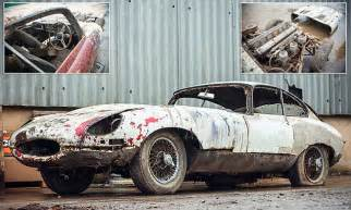 How Much Is Jaguar Worth How Much Do You Think This Rusting Jaguar E Type Is Worth
